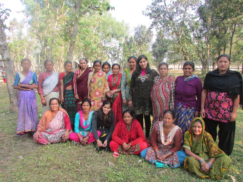 Microfinance - RUWON Nepal