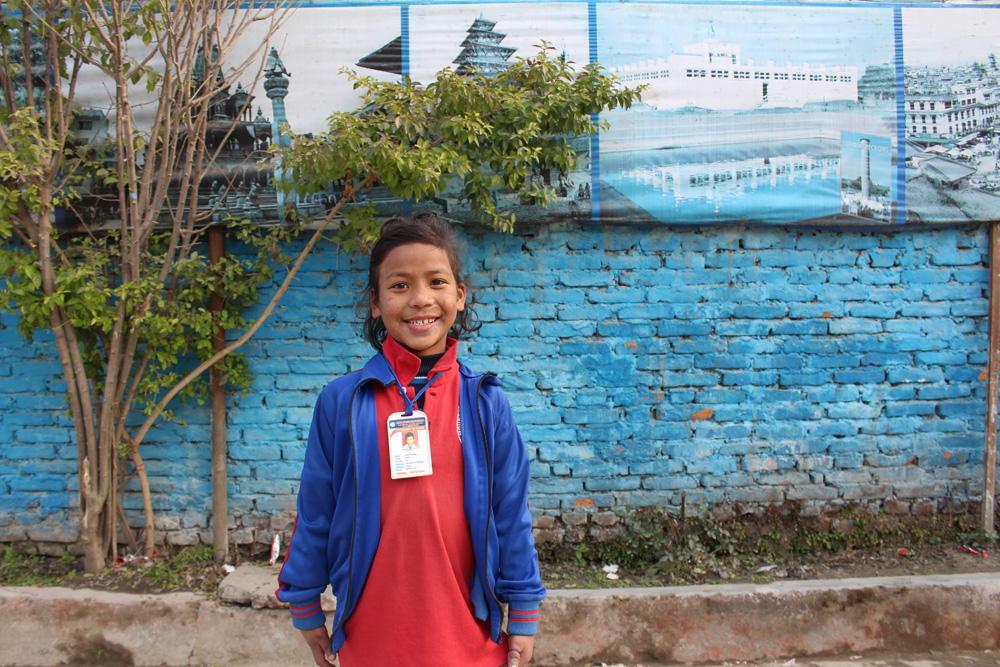Isha Gurung