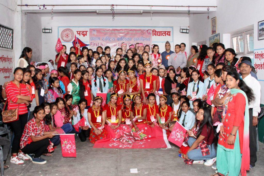 अन्तर्राष्ट्रिय बालिका दिवसको दिन नेपालमा पहिलो बालिका सम्मेलन